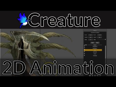 Creature 2D Animation Software