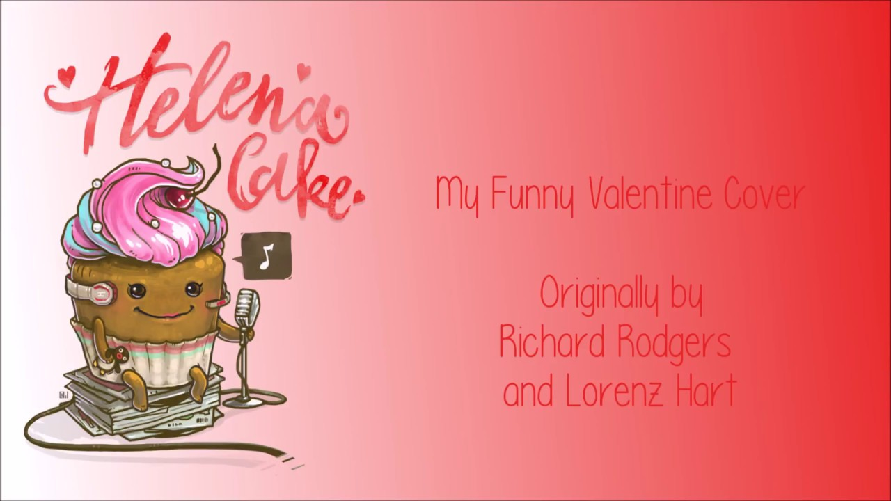 My Funny Valentine Cover   YouTube