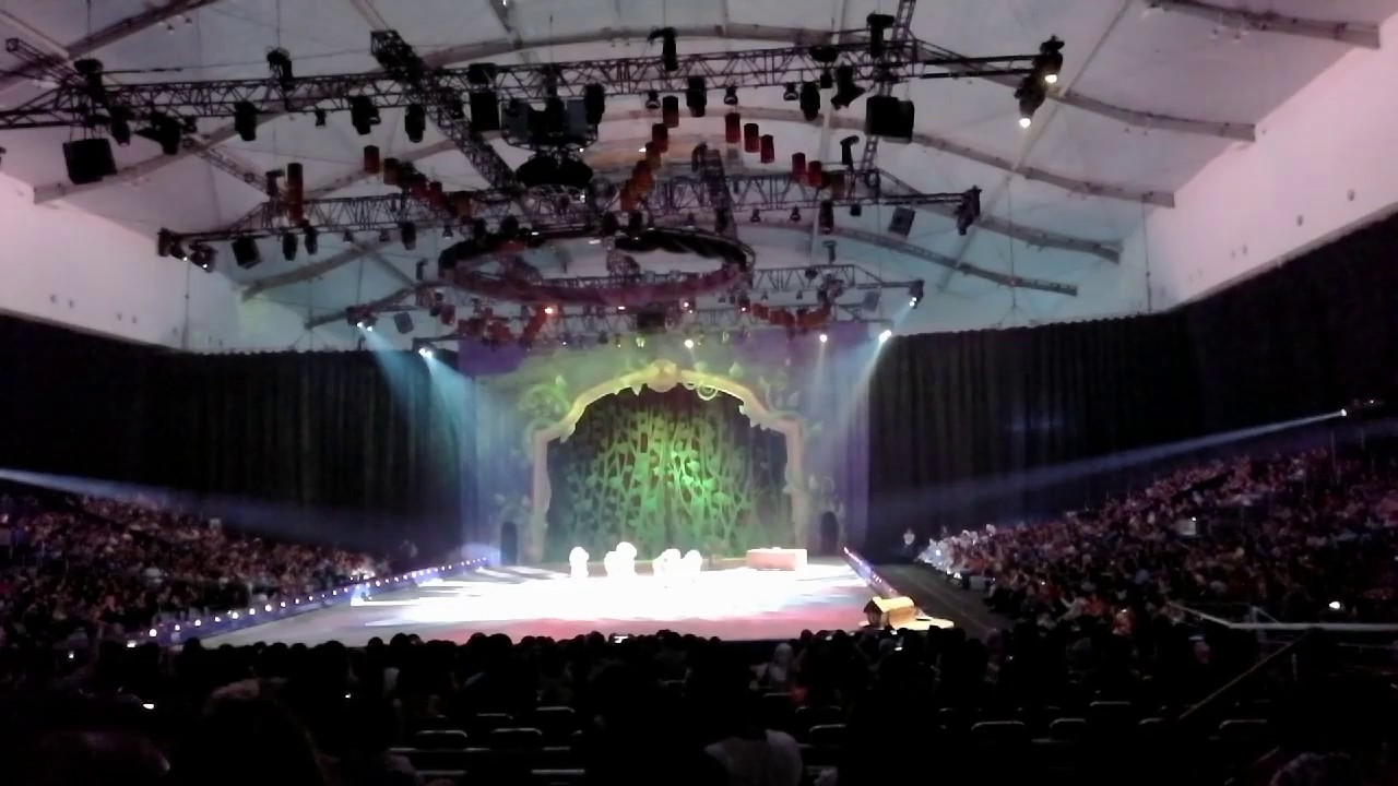 2017 Disney On Ice At Ice Bsd Indonesia Convention Exhibition Bsd