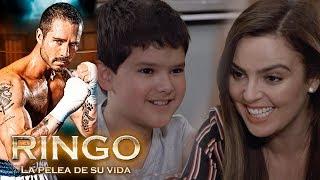 Ringo - Capítulo 77: ¡Julia se vuelve a ganar la confianza de Santi! | Televisa