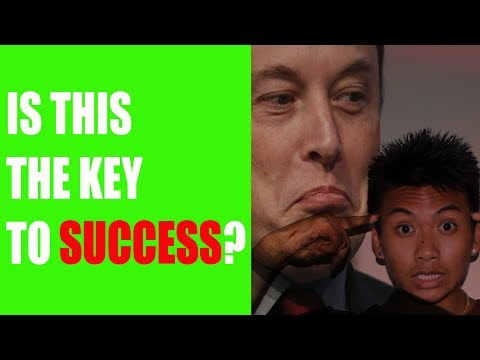 The SECRET To How Elon Musk Thinks REVEALED! (ANYONE CAN LEARN THIS) | The Entrepreneur Journey EP.2