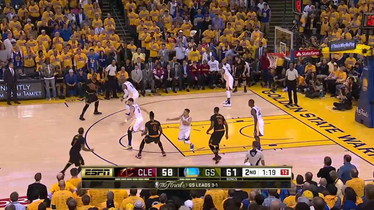 Warriors vs. Cavaliers - Game Summary - June 8, 2016 - ESPN