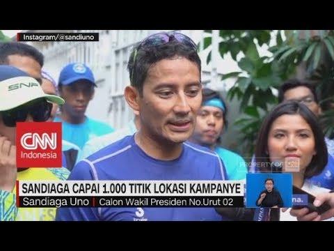 Sandiaga Capai 1.000 Titik Lokasi Kampanye Mp3