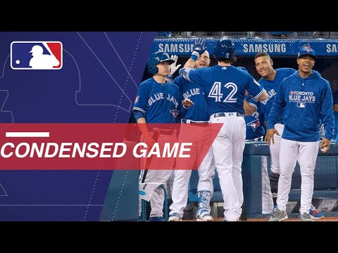 Condensed Game: KC@TOR - 4/17/18