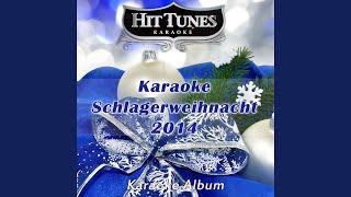 A Weihnacht wie & aposs früher war (Originally Performed by Schürzenjäger) (Karaoke Version)