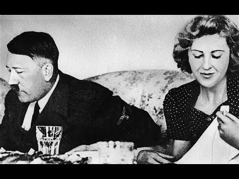 Hitler's Wife and Lover was Jewish Eva Braun, a DNA study reveals!