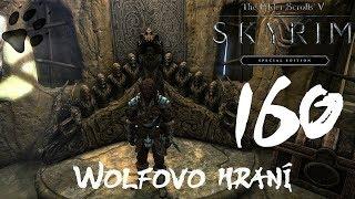 Skyrim Special Edition | 160.díl | Všechny masky! | CZ Lets Play