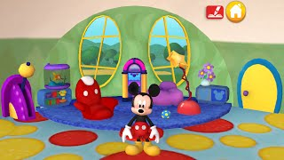 Mickey Mouse Clubhouse Disney Junior Color and Play Game Paint 3D Animated Coloring Book
