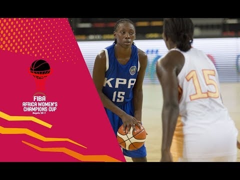 Full Game - Equity Bank (KEN) v Kenya Ports Authority (KEN) - FIBA Africa Women's Champions Cup 2017