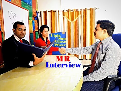 Medical Representative Interview Questions - MR Interview Video - Medical Representative Work