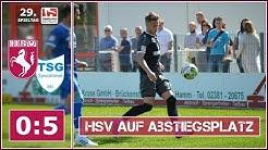 29. Spieltag 2018/19: Hammer SpVg - TSG Sprockhövel 0:5 (0:2)