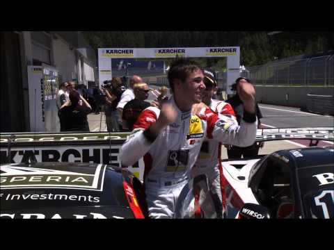 Prosperia C.Abt Racing ADAC GT Masters Champion 2014