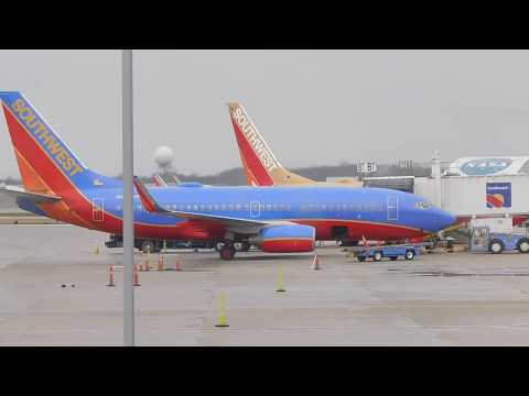 [1 hour] Return Trip: Cleveland to Manchester on Southwest Airlines