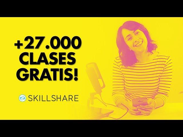Cómo tener Skillshare Premium Gratis durante 2 meses? | Es super fácil! (Pasos en el video)
