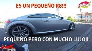 PRUEBA DE MANEJO AUDI TT SPORT HIGH   A.M VIDEOS