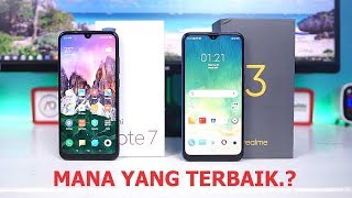 REALME 3 vs REDMI NOTE 7 | Mending Mana.??