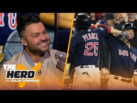 Nick Swisher on the Boston Red Sox 2018 World Series champs, Kershaw's future | MLB | THE HERD Mp3