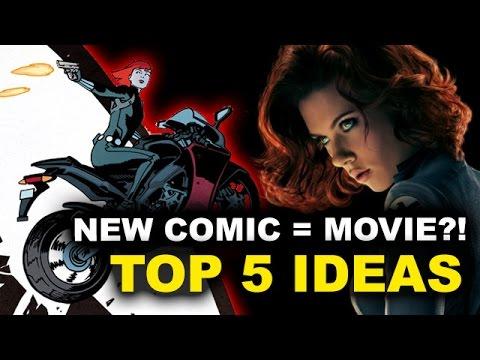 Black Widow Movie - Beyond The Trailer