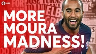 MOURA: MORE MADNESS! Manchester United Transfer News Today! #5