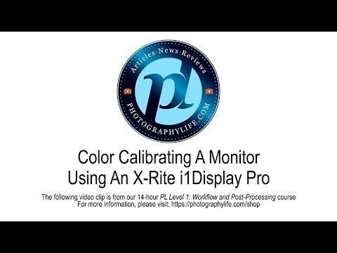 How to Calibrate Your Monitor