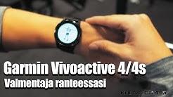 Garmin Vivoactive 4 | Ominaisuudet