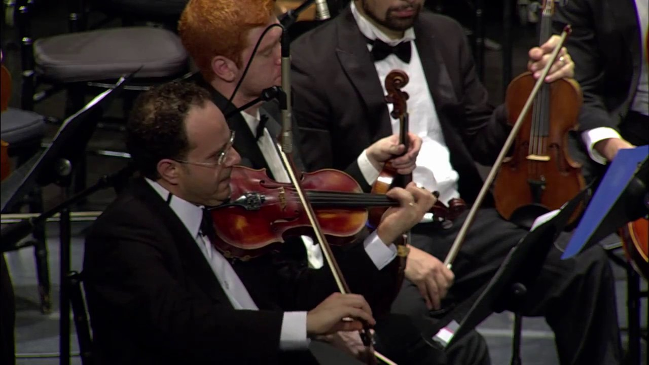 National Arab Orchestra - Bayati Medley - Arr. Michael Ibrahim