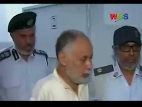 Colonel Gaddafi's son was sentenced to death last year
