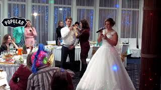 Слова благодарности от невесты на свадьбе 2019