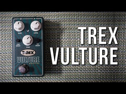 Budget Boutique? Is that a thing? T-Rex Vulture Distortion