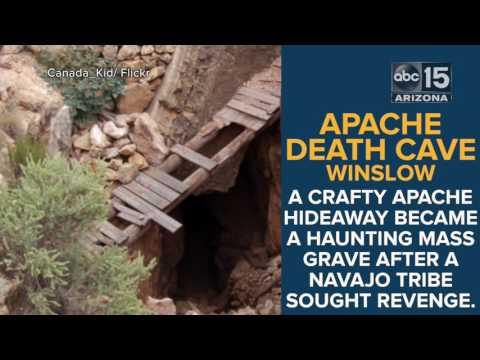 Arizona Adventures: 7 strange things to do to beat the heat - ABC15 Digital