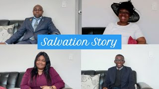 Salvation Story   4 Perspectives   A Time of Refreshing   RCCG Christ Church Edmonton