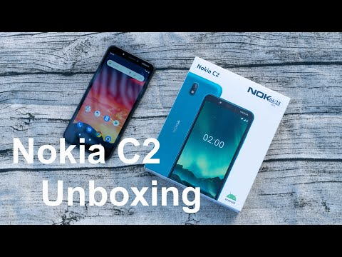 Nokia C2 2020 Unboxing: 72$ | Unbox LKCN