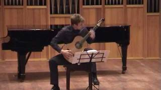 Nikita Koshkin - IV. Toy Soldiers, performed by Carl Straussner