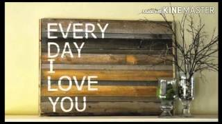 Everyday I Love You - Boyzone (Cover with lyrics)