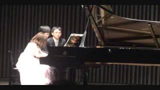09.09.20 オールデュオコンサート 2009 フォーレ 組曲「ドリー」Op.55よ...