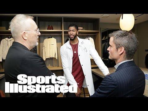 NBA: Anthony Davis On Fashion Confidence, His Most Expensive Purchase & More | Sports Illustrated