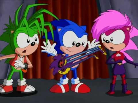Sonic Underground Intro Deutsch - YouTube  Sonic Underground