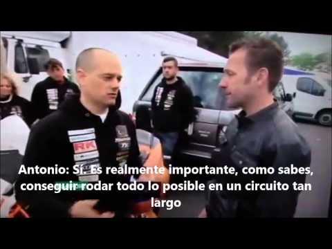Antonio Maeso Steve Plater Itv4