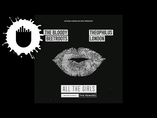 The Bloody Beetroots feat. Theophilus London – All the Girls (No Artificial Colours Remix)