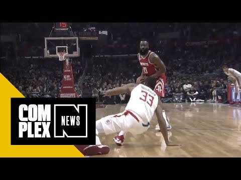 Wesley Johnson on People's Savage Reaction to James Harden Crossover