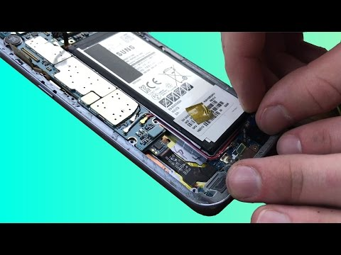 How to Repair the Headphone Jack on Galaxy S7