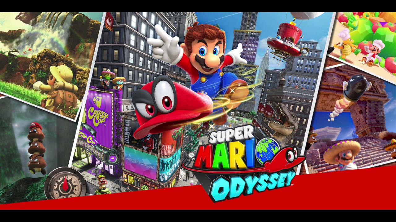 Super Mario Odyssey Music Bowser S Castle Youtube
