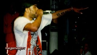 Method Man greatest ever freestyle! Throwback '95 - Westwood