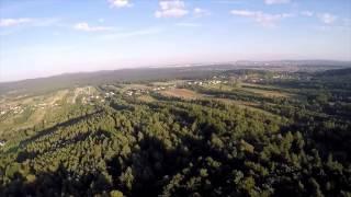 Skok na bungee dla dwojga – Kielce video