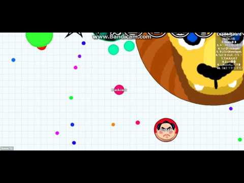 New Intro + flying around as cells (agar.io with Soul President)