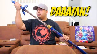 One of DashieXP2's most viewed videos: I GOT A F#%KING SWORD!! [EPIC MAIL TIME!]