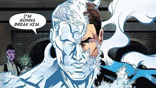 Why No One Should Ever Date Iceman --------------------------------...