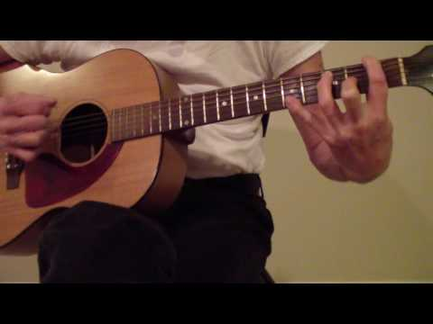 Beyond the blue   Acoustic version - Drop C Tuning.