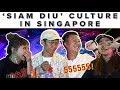 'Siam Diu' Culture In Singapore | ZULA ChickChats: EP 69