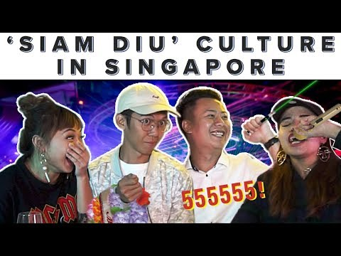 'Siam Diu' Culture In Singapore | ZULA ChickChats: EP 69